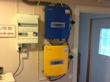 瑞典8KW太阳能发电系统
