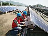 40KW光伏发电项目